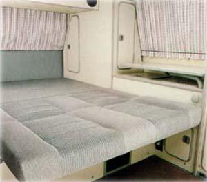 the westie bed