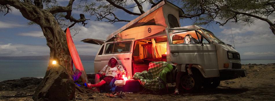 Maui Camper Rental
